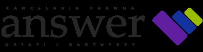 Kancelaria Prawna – Poznań – Answer – Ostafi i Partnerzy